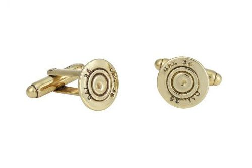 410 Shotgun Cartridge Cufflinks