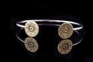 Shot Gun Cartridge Bangle