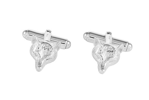 Fox Head Cufflinks