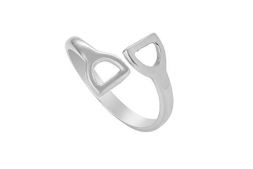 Horse Stirrup Ring