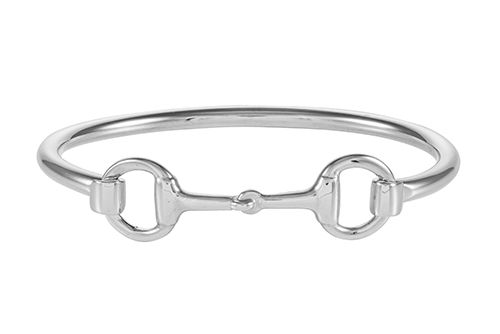 Large Snaffle Bit Bangle