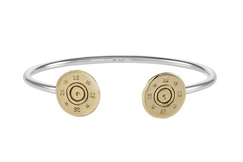 Shotgun Cartridge Bangle