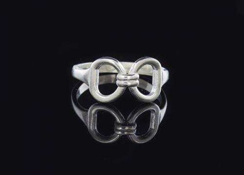 Snaffle Bit Ring (Small)
