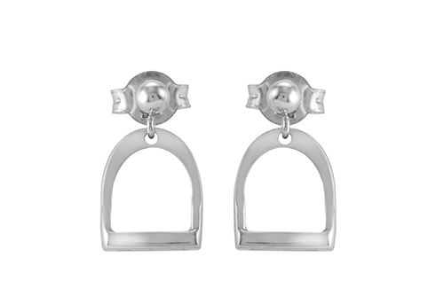 Stirrup Earrings