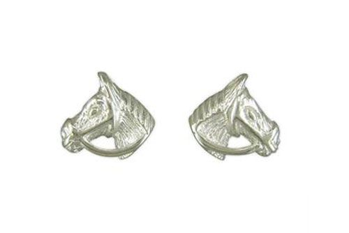 Horse Head Earrings (Small)