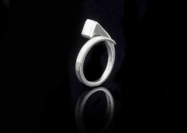 6ee96b2f0ef1c Farrier Nail Ring - Equestrian Jewellers