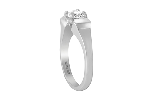 0424440704ade Farrier Nail / Horseshoe Nail Ring - Equestrian Jewellers