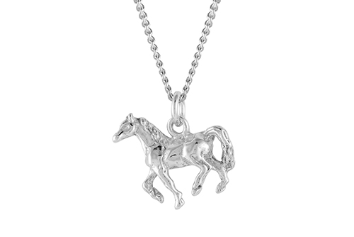 Little Show Pony Necklace
