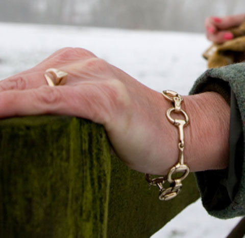 Snaffle Bit Jewellery